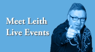 Leith Adams Live Events